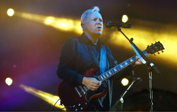 "New Order's Bernard Sumner reveals he's recovering from Coronavirus: ""I was one of the lucky ones"""