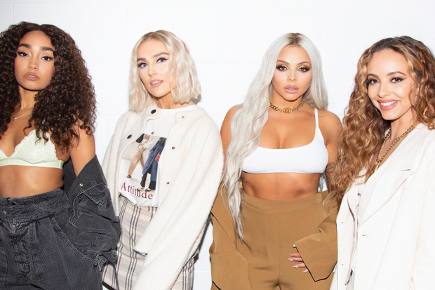 Little Mix find it 'empowering' to sing about sex